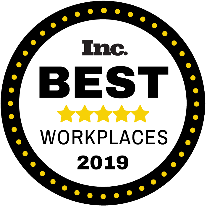 Best Of The Best 2019 2019 Inc. Best Workplaces
