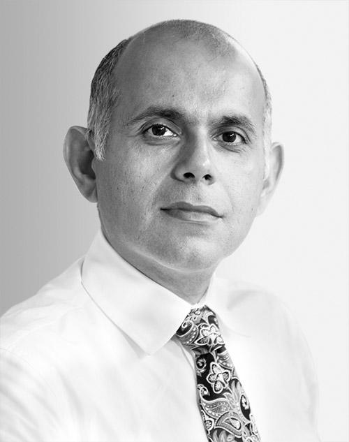 Parsa Mirhaji, MD, PhD