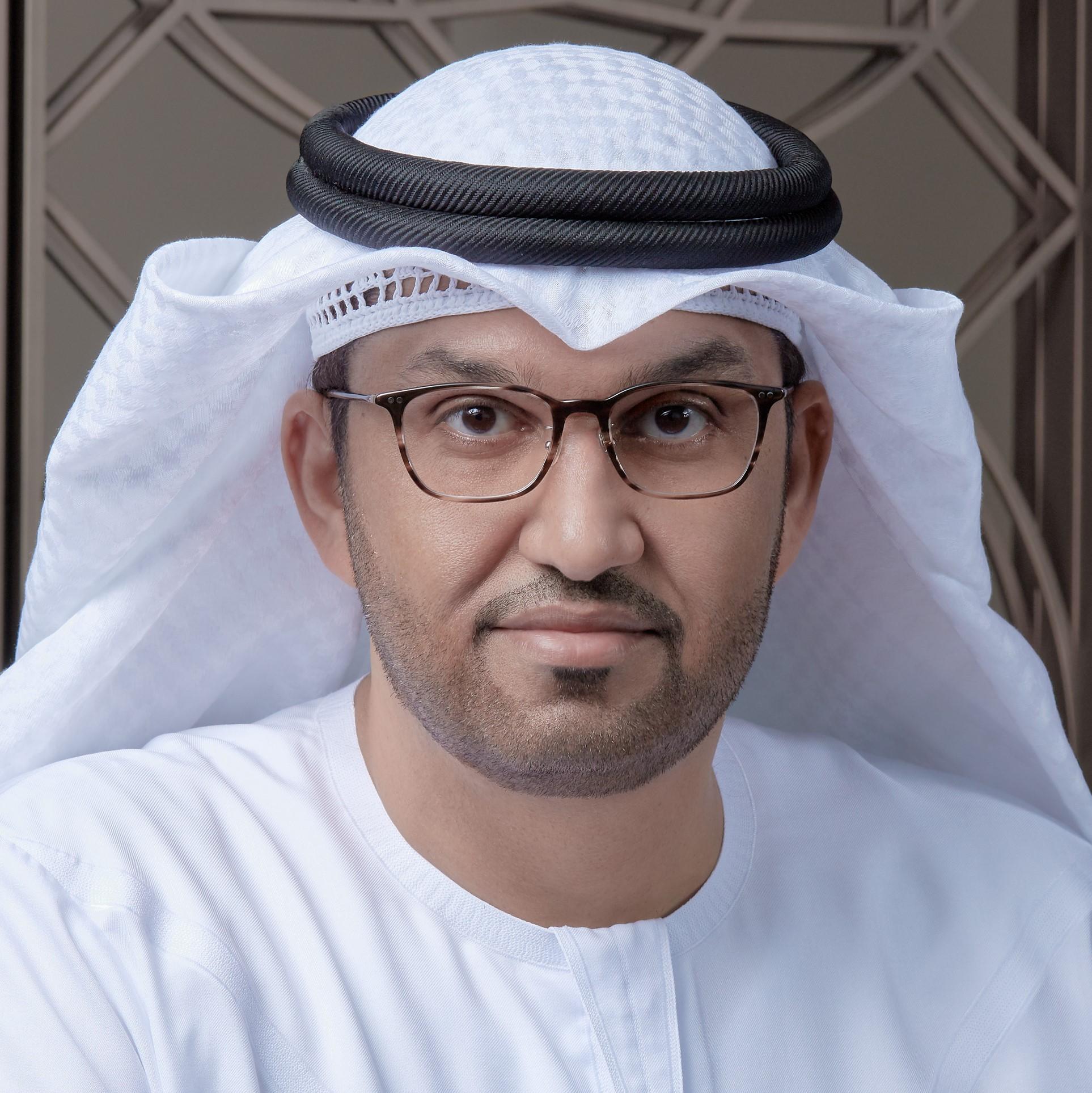 H.E. Dr Sultan Ahmed Al Jaber