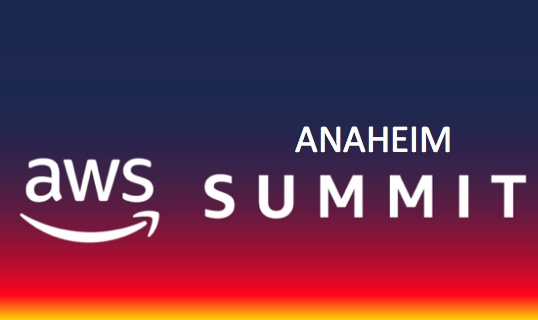 AWS Summit: Anaheim