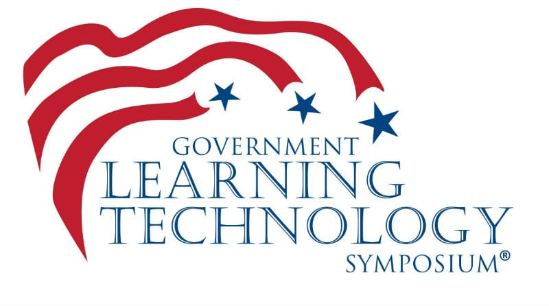 Government Learning Technology Symposium Logo