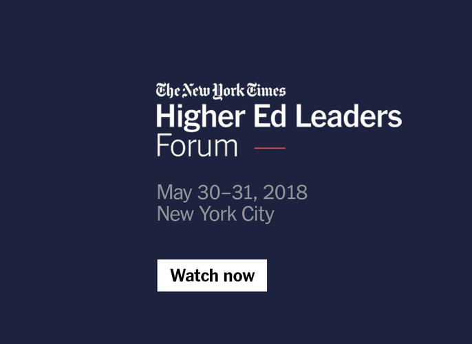 1e6d76f1 Higher Ed Leaders Forum 2018