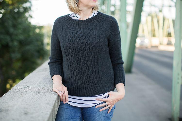 The Sweater Whisperer (NEW!)