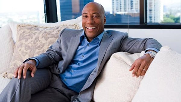 Byron Allen, founder, owner, chairman and CEO of Entertainment Studios