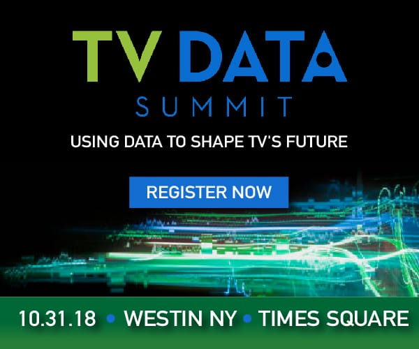 TV Data Summit: Register Now