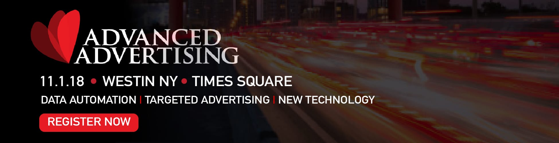 Advanced Advertising: Register Now