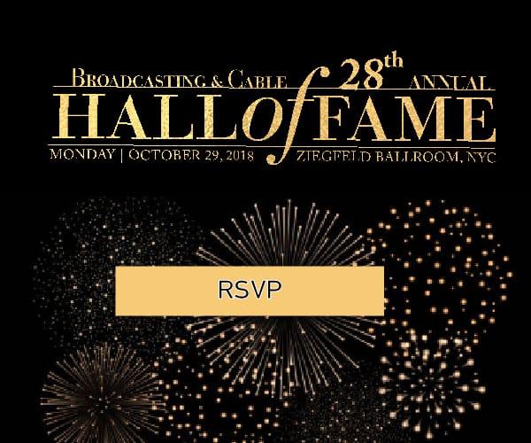 Hall of Fame: Register Now