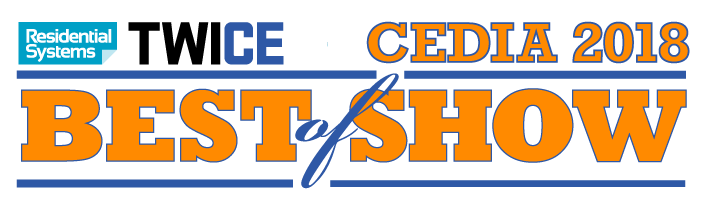 Cedia 2019 Best of Show