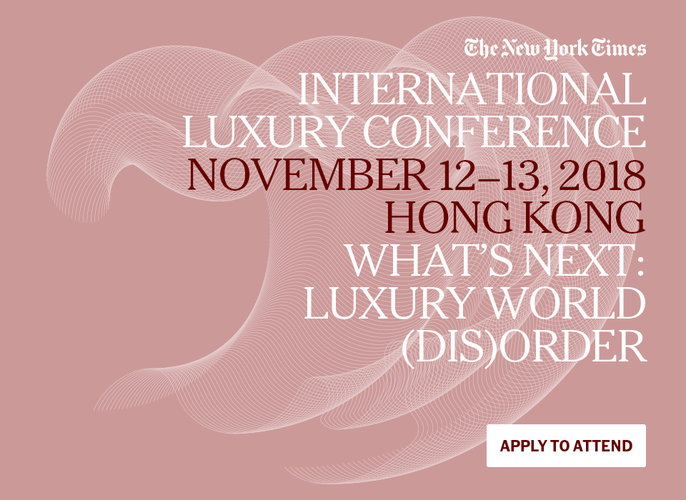 International Luxury Conference 2018