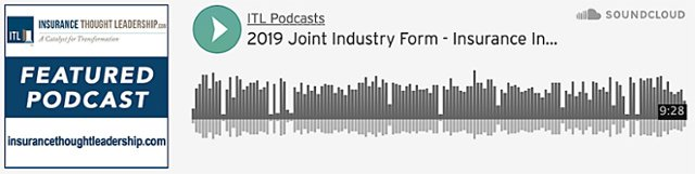 ITL Podcast featuring 2019 Joint Industry Forum