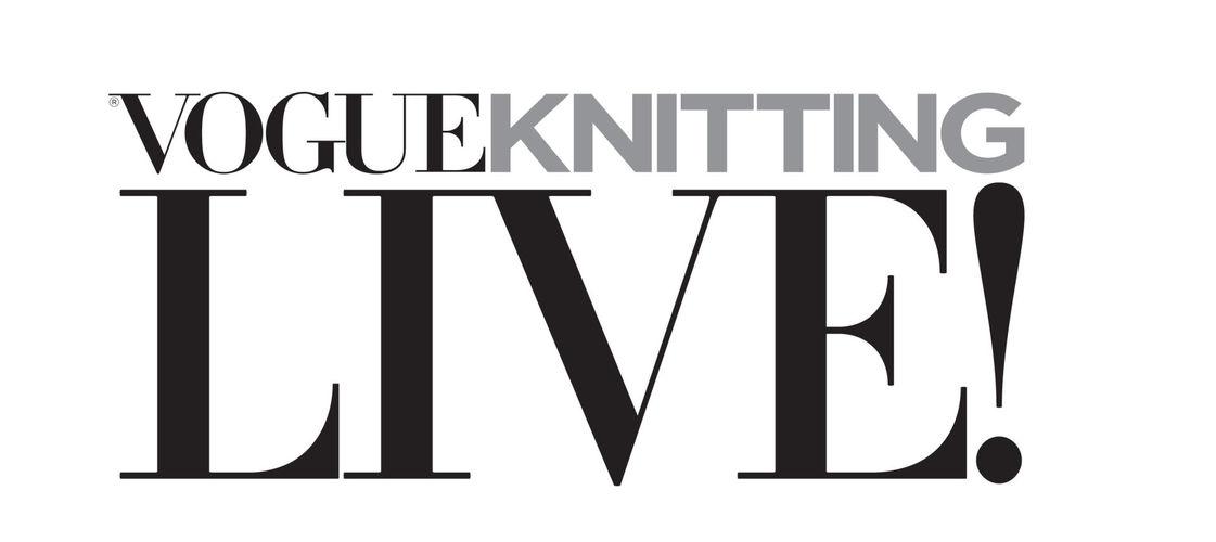 Vogue Knitting Live!