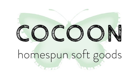 Cocoon-homespun soft goods