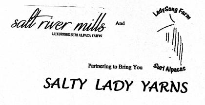 Salty Lady Yarns