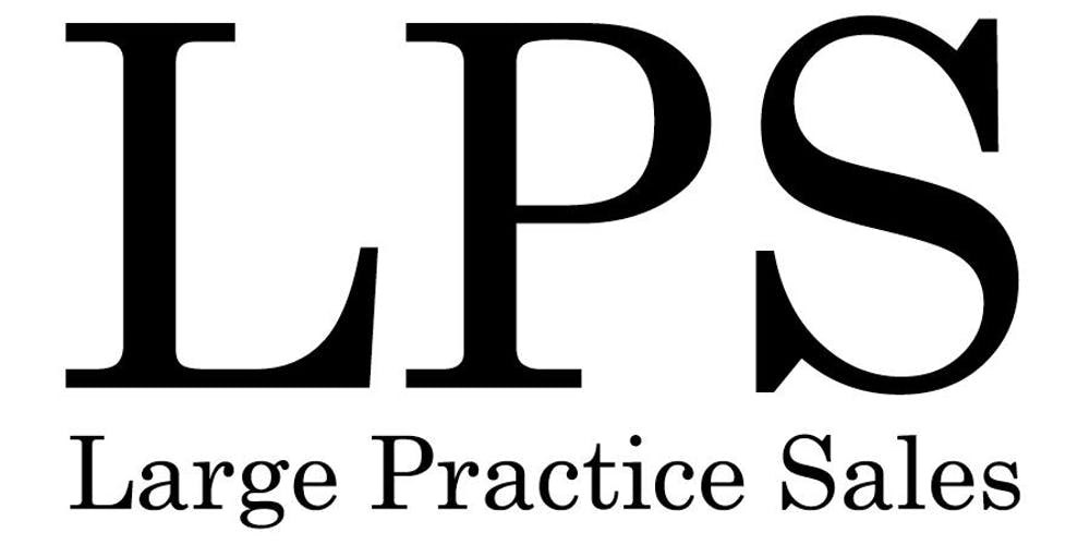 Large Practice Sales