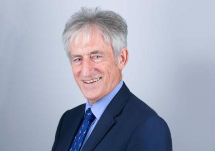 Karl Mackie CBE