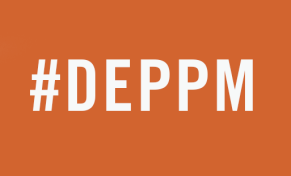 #DEPPM hastag for Principles of Practice Management Conference