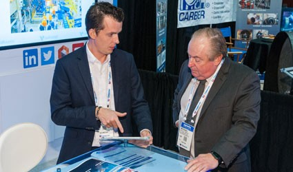 Exhibit - Deepwater Operations and Topsides, Platforms & Hulls Conference & Exhibition