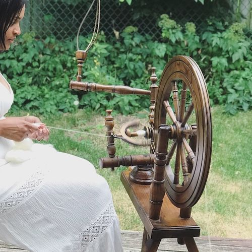 Spinning for a Project