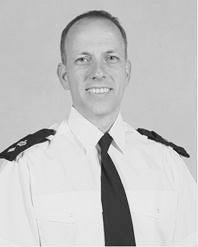 Assistant Chief Constable Gary Ritchie