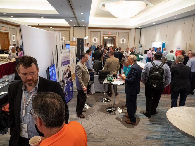 Why Exhibit ? - Petroleum Network Education Conferences, May 19-20, 2020 Houston, TX