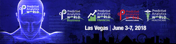 Predictive Analytics World - Biggest Predictive Analytics Event Reg Now Open - Las Vegas 2018