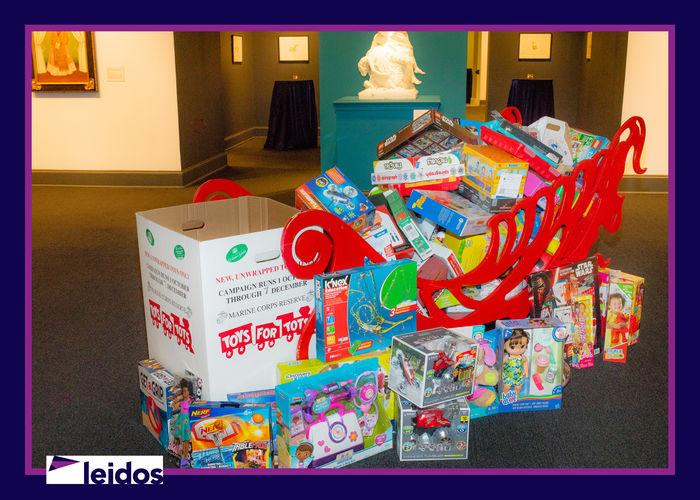 2017 Toys For Tots Ellensburg Washington : Toys for tots donations afcea washington dc winter